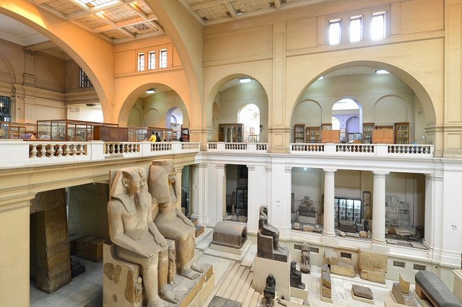 Private Tour to Pyramids , The Egyptian Museum & Citadel