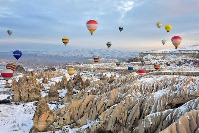 8 Days 'Woman Arts' Tour Turkey