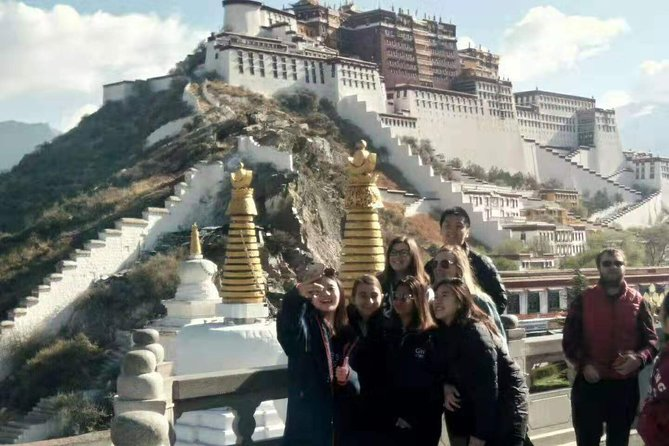 Overview tour of Tibet - 6 days, pick up from Lhasa airport