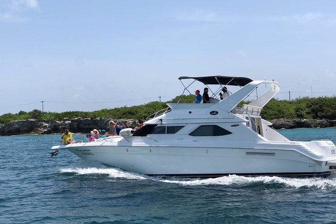 Private SeaRay 47ft Yacht Rental Cancun 23P6