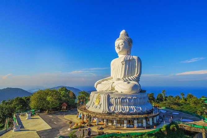 Phuket: Private Phuket Island Tour with Big Buddha