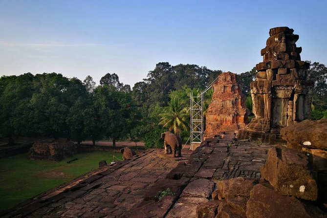 Day1: Siem Reap – Rouluos Group – Kampong Khleang (Private)