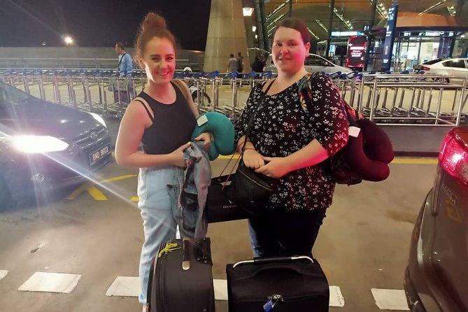 Kuala Lumpur Airport to Kuala Lumpur Hotels