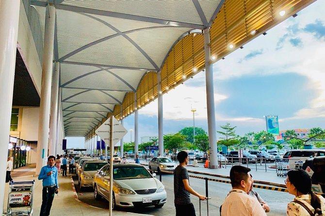 Private Arrival Transfer: Phnom Penh International Airport (PNH) to Hotel