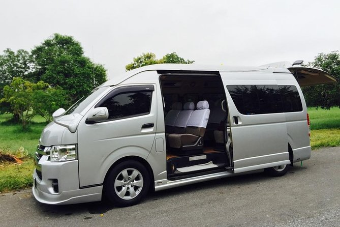 Krabi to Khao Lak Transfer by AC Van