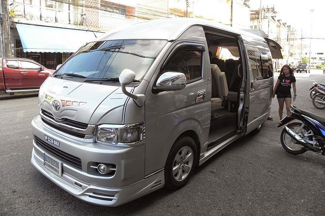 Krabi To Singapore by Air-conditioner Van and VIP Bus