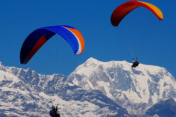 Paragliding in Pokhara - Day Tour