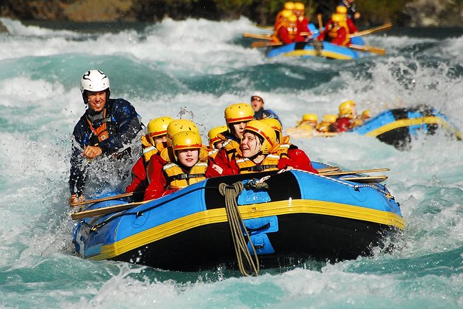 The Joy of Rafting in Trishuli River - Day Tour