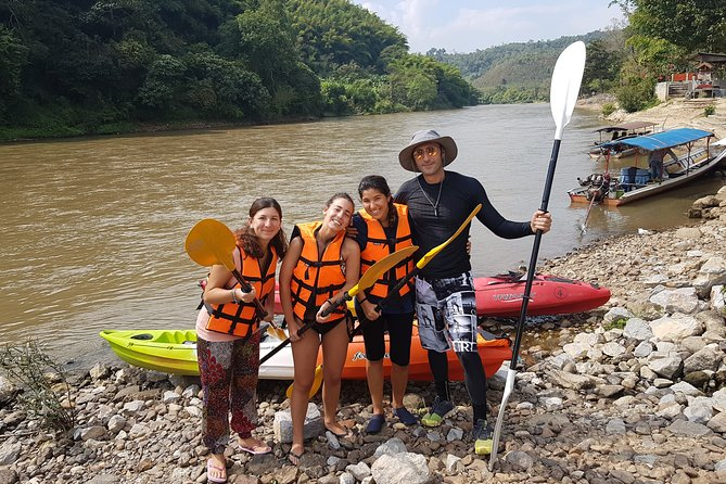 Private Half-Day Kayaking in Chiang Rai with Pick Up