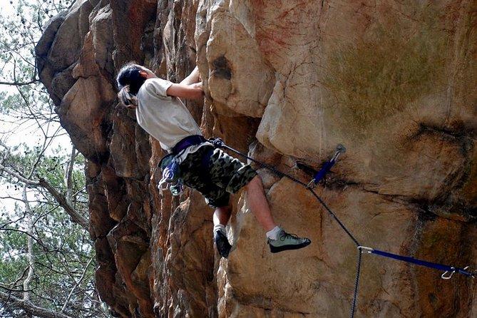 Rock Climbing in Kathmandu - Day Tour