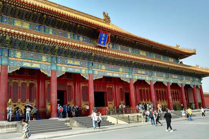 Private Layover Day Tour in Beijing to The Forbidden City and Temple of Heaven