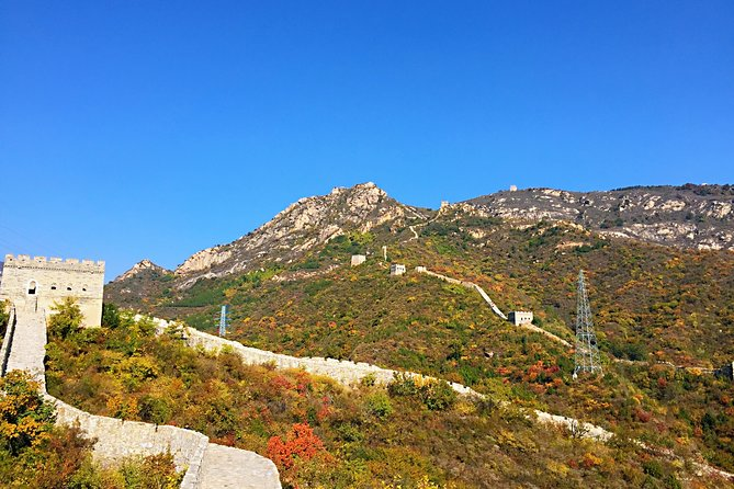 All Inclusive Private Walking Tour at Hefangkou East Great Wall