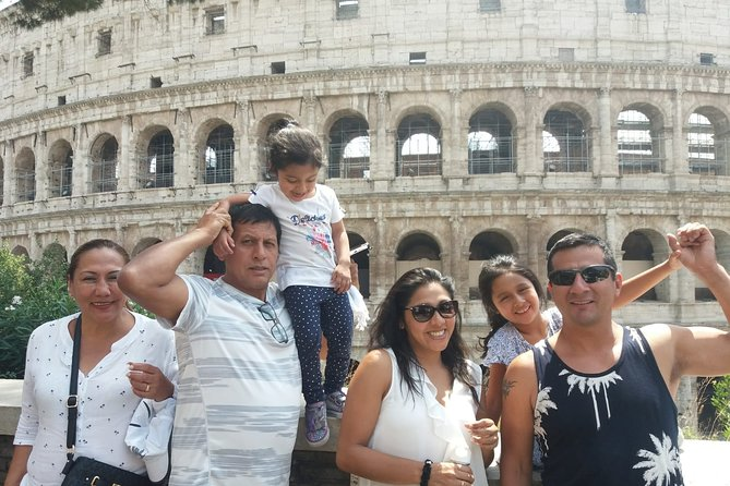 Colosseum SkipTheLine Family Friendly