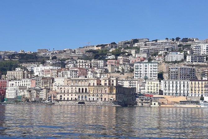 Napoli by the sea: 3h private boat tour