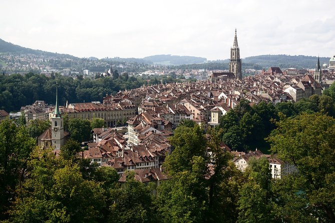 Bern and Emmental in a Day