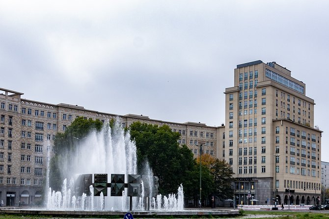 National Building Culture of the GDR - The Stalinallee