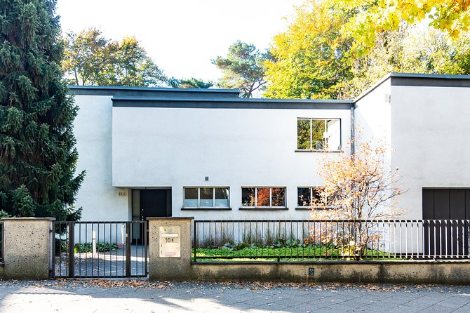 The living culture of the 20s - In the green Zehlendorf