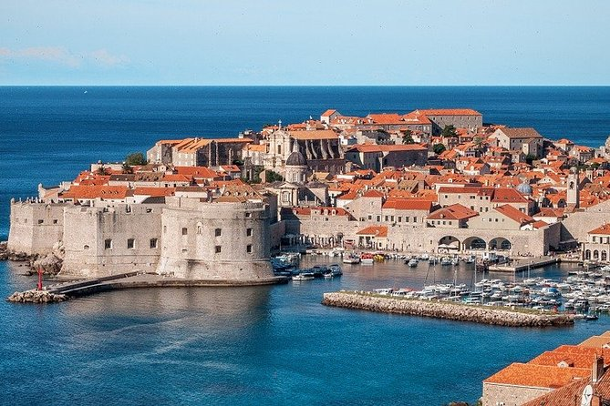 Private 4-hour Shore Excursion or City Tour of Dubrovnik with driver and guide