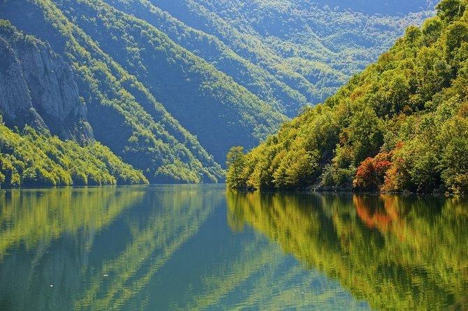One day tour from Tirana to Koman lake, visit of Shala river and Lezha