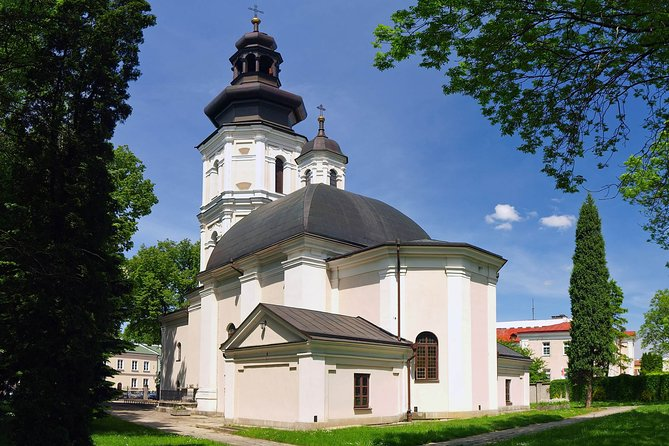 Private guide-driver & car services in Poland & Central Europe