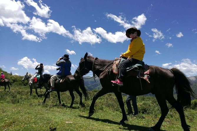 1 Day Songpan Hiking and Horse Trekking Tour