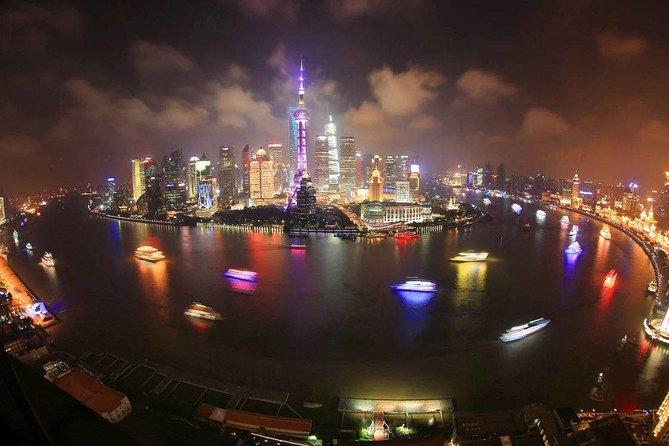 Private Transfer to Huangpu River Cruise Terminal