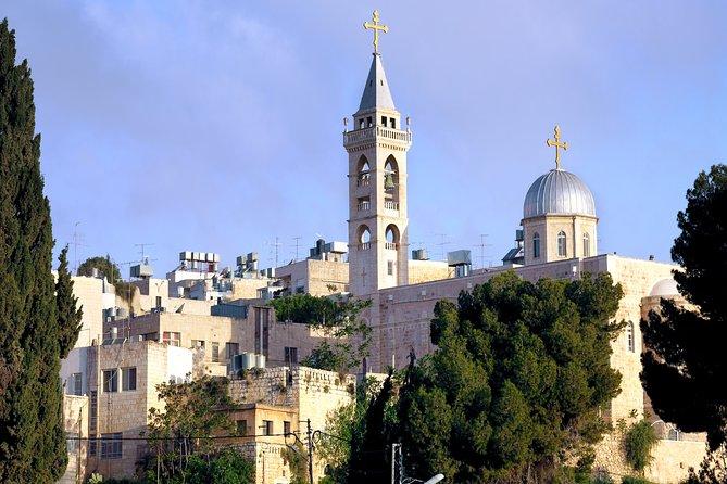 Bethlehem and Jericho Private Biblical Tour from Tel Aviv or Jerusalem
