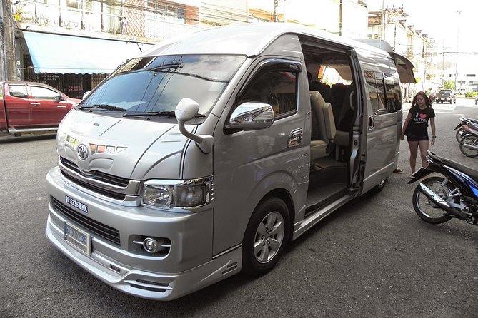 Krabi To Koh Lipe by Air conditioner Van and Speedboat