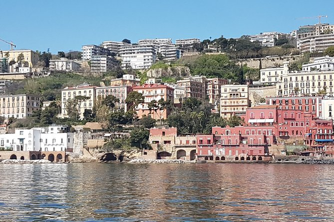 Panoramic 1,5h boat tour in Naples