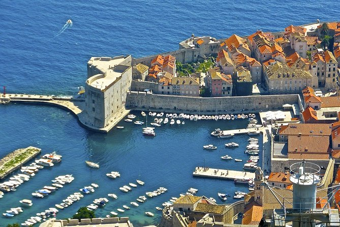 Private Full Day Shore Excursion or City Tour of Dubrovnik with driver and guide