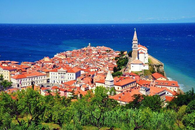 Cycling the Slovenian Coast