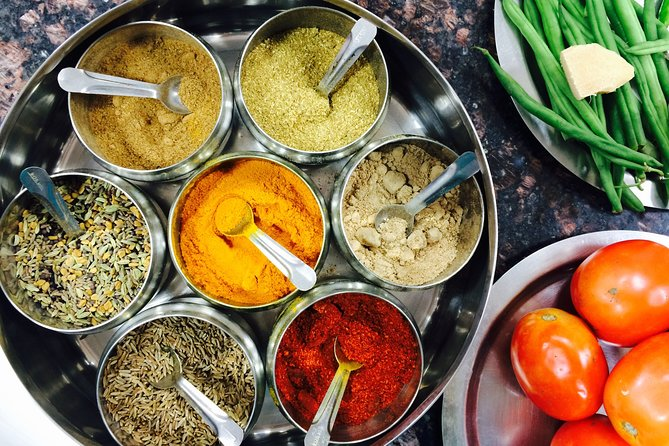 Virtual Indian Cooking Class