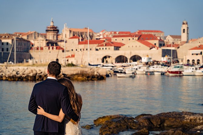 Private Professional Photo Session in Dubrovnik Old Town
