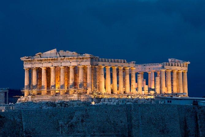 Athens Greece plus Temple of Poseidon, Sounion Private Luxury Tour