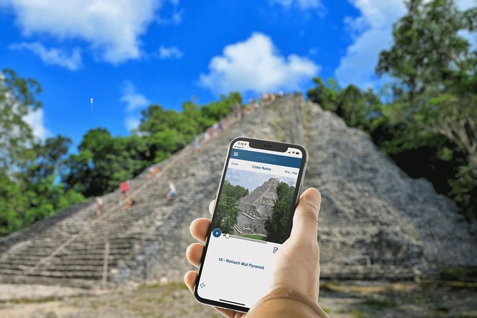 Coba Self-Guided Walking Tour