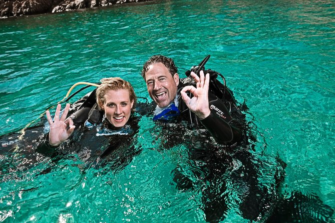 Discover Scuba Diving from the beach