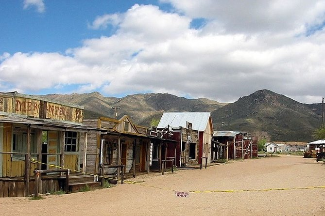Private Arizona and Nevada Ghost Town Tour From Las Vegas