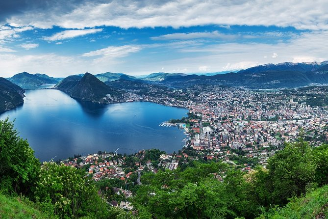Lugano and Mountain Bre 'private guided tour