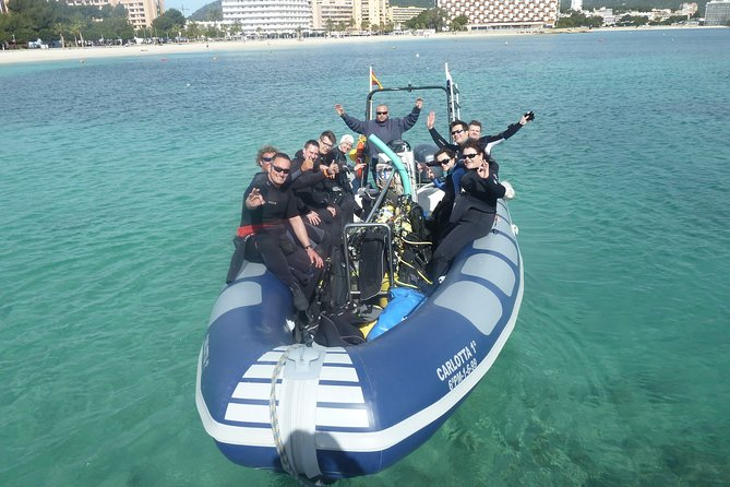 Discover Scuba Diving from the Boot - XL version