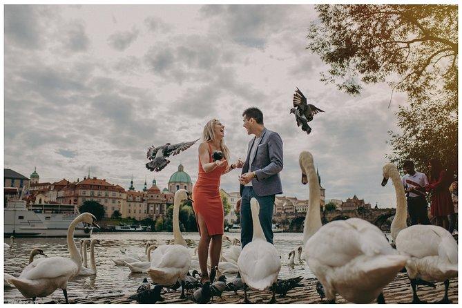 Private photo session in Prague