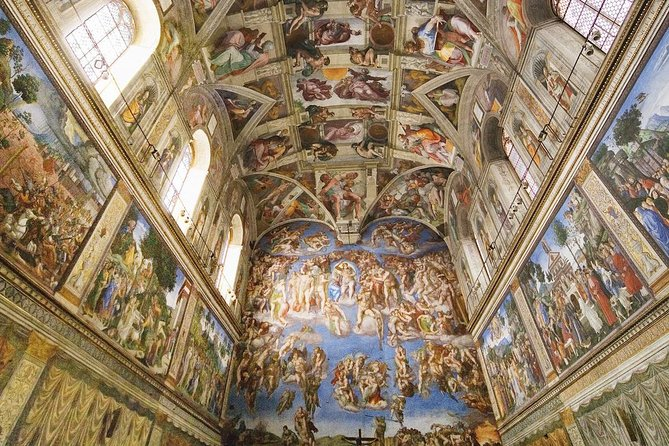 Virtual Tour of the Vatican Museums and Sistine Chapel