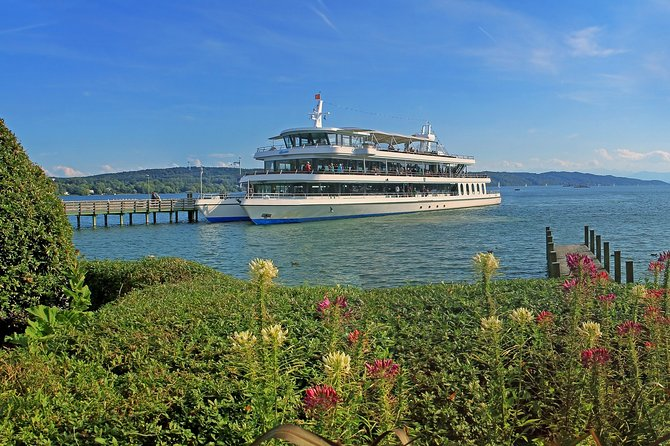 With a local: Private Tour of Lake Starnberg with Boat Cruise and Lunch