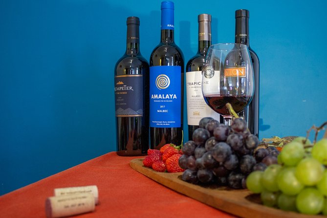 Argentine Malbec Wine and Tasting (Virtual Live experience)