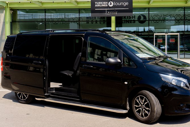 Private Transfer from Izmir Airport to Bergama