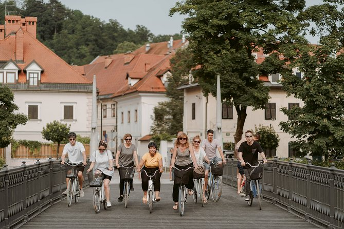 City Bike Tour Ljubljana