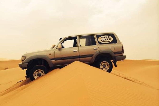 Private 3-Days Sahara Desert Tour From Marrakech with Camel Ride