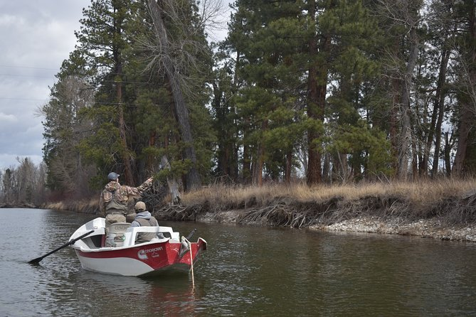 Private Guided Fly Fishing Trips in Missoula