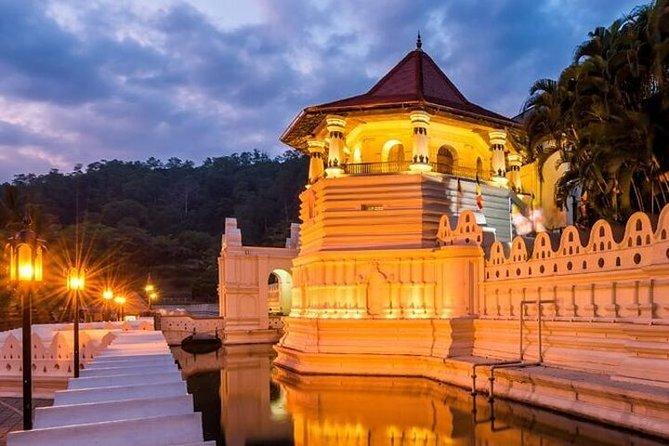 1N Kandy + 1N Nuwara Eliya - 2 PAX