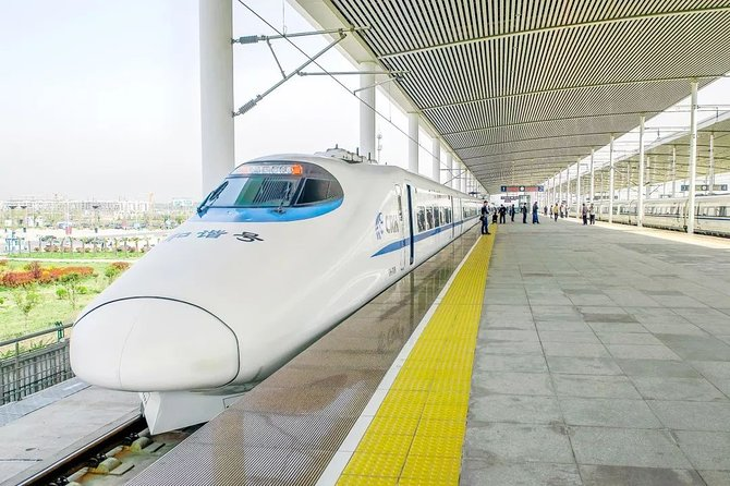 Private Departure Transfer:Xi'an City Hotel to Any Xi'an Railway Station