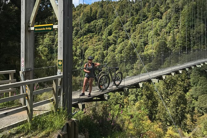Timber Trail - Ongarue to Piropiro Shuttle 1 Day Ride